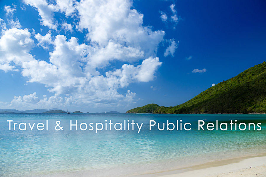 Travel and hospitality public relations firm for luxury travel, restaurants, resorts, and boutique hotels.