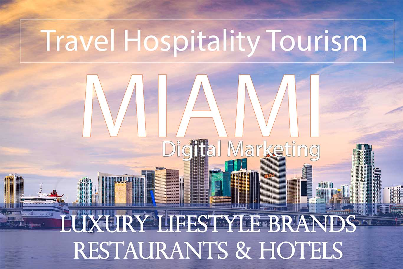 Travel PR & Hospitality Marketing Agency Opening Office in Miami