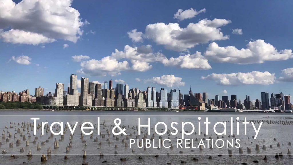 public relations firm in New York, NY travel and hospitality