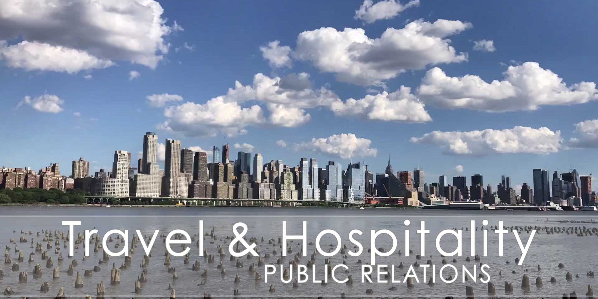 travel pr firm, hospitality marketing agency, New York City, hotel marketing agency, digital marketing services